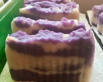 Dragonfruit soap bar