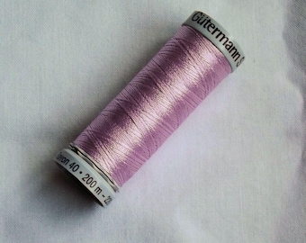 Rayon 40, Gutermann Sulky Rayon Machine Embroidery Thread, 200m spools, Colours 1111 to 1126 T8