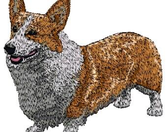 Pembroke Corgi Dog Embroidered Towels, Dog Towels, Personalised Towels, Pembroke 6