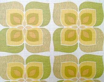 full roll vintage wallpaper 'fifties' / original European wallpaper / Tapete / behang