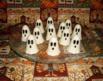 Halloween   Ghost Wax Tarts Toasted Marshmallow