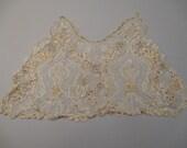 Antique Victorian beaded Dress yoke