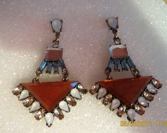 Retro Dangle earrings