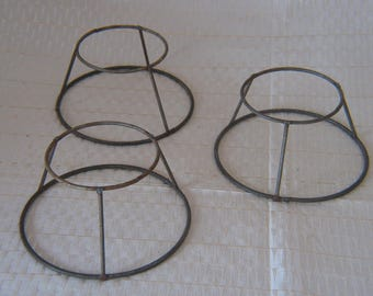 Round Chimney Top Rings - Assorted Sizes
