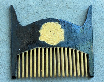 Fair Trade Hand Made Indonesian Hair Comb