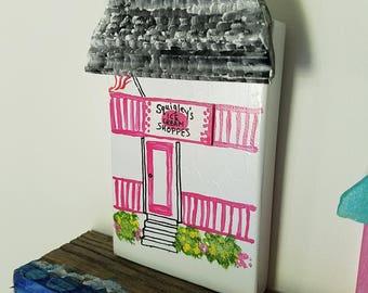 Squigley's Ice Cream Shop, Carolina Beach, North Carolina Town Village