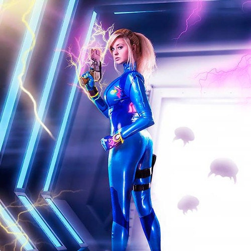 Samus Arans Zero Suit