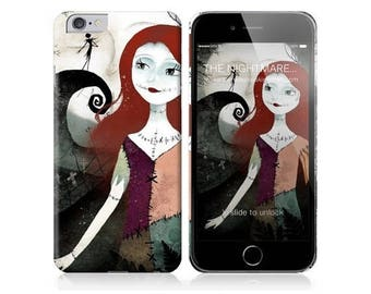 10% Off - Summer SALE Phone Case - The Nightmare Before Christmas - iPhone 4 - 4S iPhone 5 6 - iPhone 6 - Samsung Galaxy