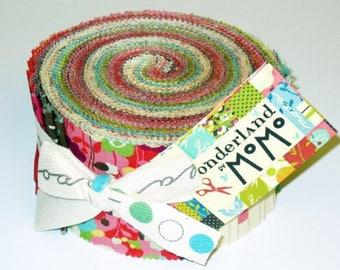 Wonderland Jelly Roll