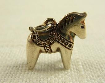 Vintage Sterling Little Donkey Charm