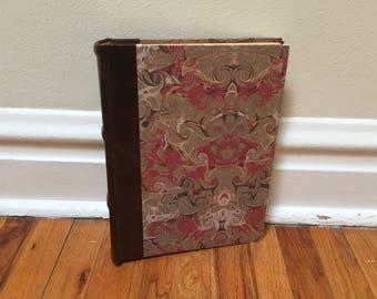 Book Vintage Coffee Table Decor