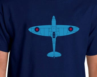 Aeroclassic Spitfire Mk XI Photo Reconnaissance Unit T-Shirt