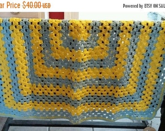 super sale crochet  baby blanket