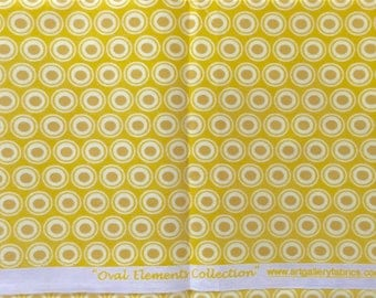 Art Gallery Fabric - Oval Elements Collection