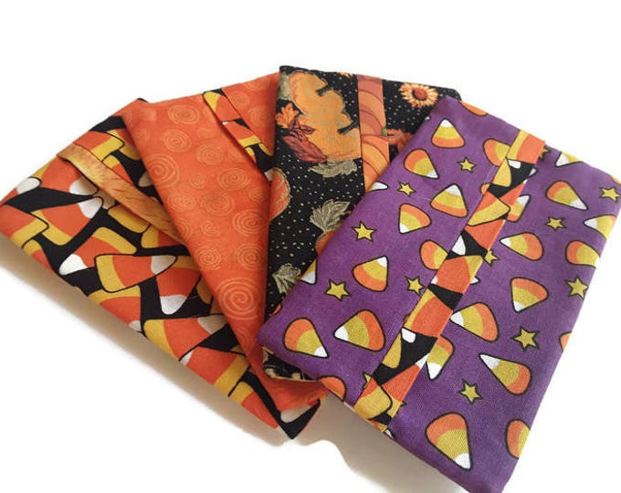 Pocket Tissue Holder, Kid Backpack Tissue, Halloween Purse Tissue