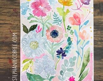 GRAB BAG Originals - Loose Floral