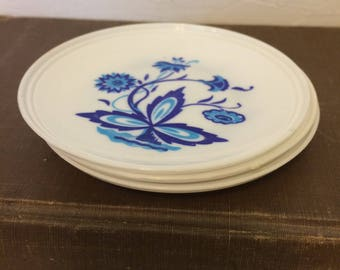 Vintage 3 Piece Play Plastic Dishes