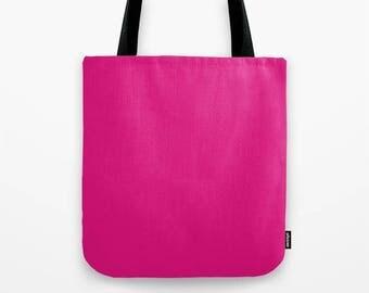 Colorful tote bag,solid one color bag,minimalist bag,large bag,simple shopping bag,market bag,unique tote bag,girlfriend gift,holiday gift