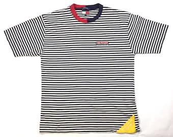Tommy Hilfiger Sailing gear striped t shirt
