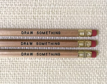 Pencil Set - Draw Something