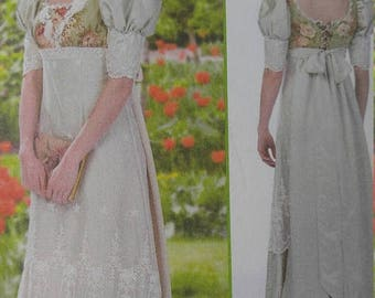 Beautiful Josephine Costumes--UNCUT--Womens Sm-Xlg -- 40-70% off Patterns n Books SALE