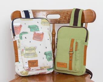 20% Off - 1273 Kenzie Cross Body Sling Bag Combo PDF Pattern