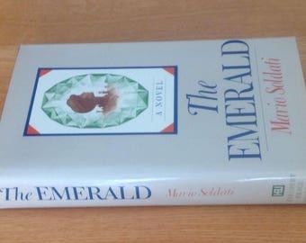 Vintage copy of The Emerald by Mario Soldati