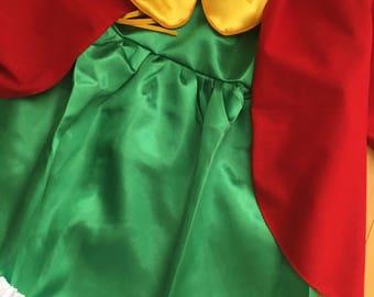 ADULT Chilindrina Chavo del 8 Classic Model Costume  - Chavo del Ocho Disfraz