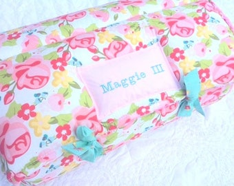 Maggie Mae III  Nap Mat by Janiebee  Day Care Nap Mat, Boutique Nap Mat, Thickest Machine Washable Napmat