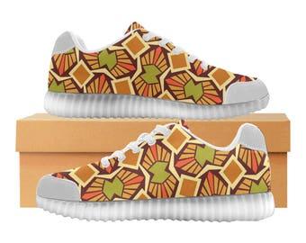 Kali LED Light Up Shoes | Womens & Kids Sizes | High Stretch Upper | EVA + Mesh Fabric Insole | 7 Colors | Bold Design | Sport Fashion