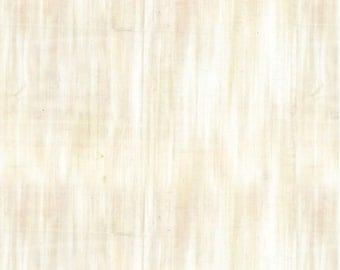 Fleurish from Kanvas Studios - Full or Half Yard of Light Beige Blender Fabric