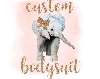 Custom Bodysuit Design; Add this to any bodysuit to purchase to make a custom design
