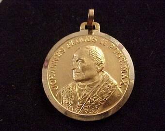 Pope John Paul II Religious Medal