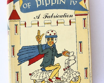 John Steinbeck The Short Reign of Pippin IV