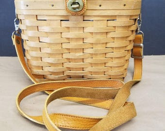 Vintage Longaberger Purse
