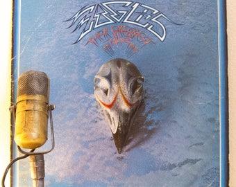 "The Eagles Vinyl Record Album 1970s Country Rock Pop Don Henley Glenn Frey  ""Greatest Hits"" (1970's Elektra w/""Desperado"",""Take It Easy"")"