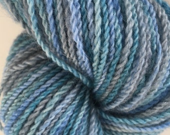 Sea Glass Angora Merino Yarn
