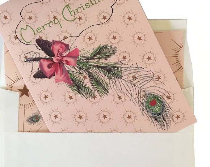Christmas no longer available! Don't miss the Spring Collection coming soon! Christmas Card Fairy Collection