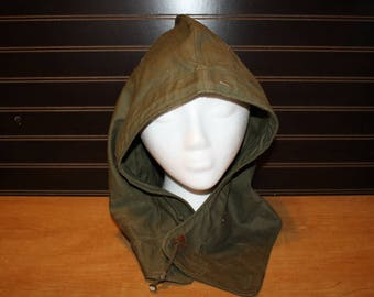 WWII US Army Field Hood - M-1943 - item #2840