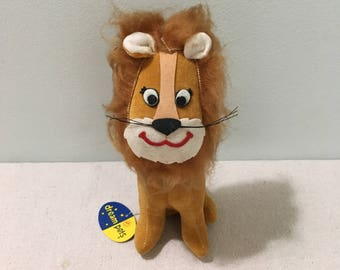 Vintage Dakin Dream Pets Leroy Lion