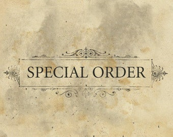 YC's Final Special Order