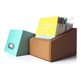 Beautiful children's Daybox special/Mint/diary/Children/Baby Diary/Collect Reminders/