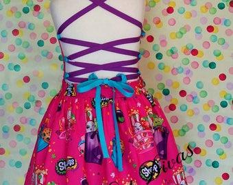 summer Shopkins boutique dress size 4
