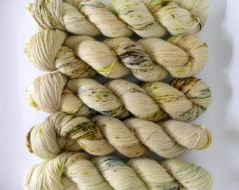 Glitter Sock - Spanish Moss