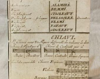 Music Fundamentals Booklet, Medium