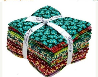 SALE 10% Off - ETERNAL SUNSHINE  by Amy Butler - Fat Quarter Bundle - Free Spirit Fabric - 16 pcs