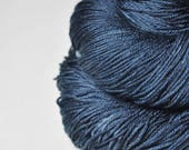 Brother of Sleep - Merino/Silk Fingering Yarn Superwash