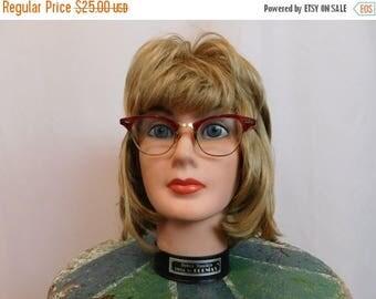 Birthday Sale Vintage Cat Eye Glasses