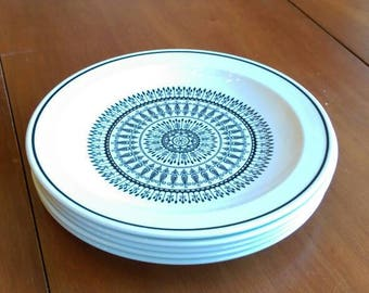 Corning Centura Graffia Salad Plates
