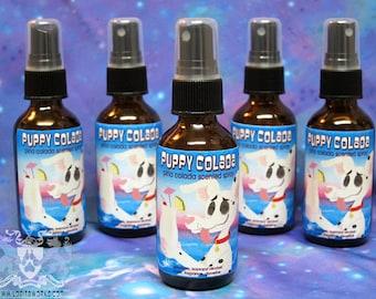ppy Colada - 2 oz fursuit spray, piña colada scent